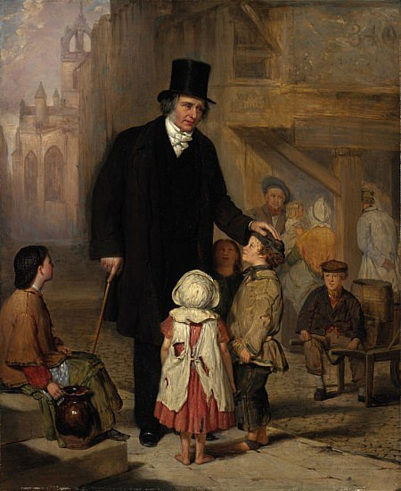 Rev Thomas Guthrie and the Ragged Schools