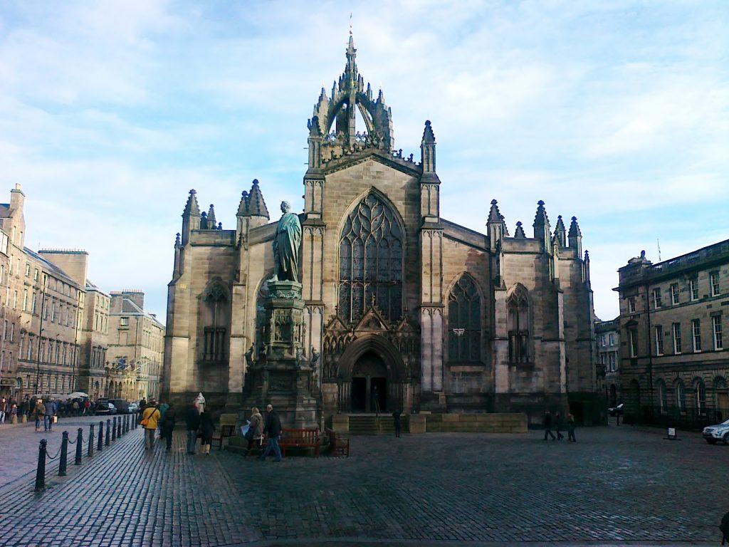 Old Tolbooth Jail Edinburgh - Methods of Escape!