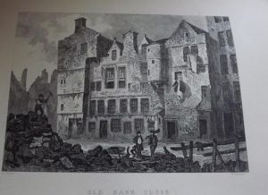 Murders on the Royal Mile Part One