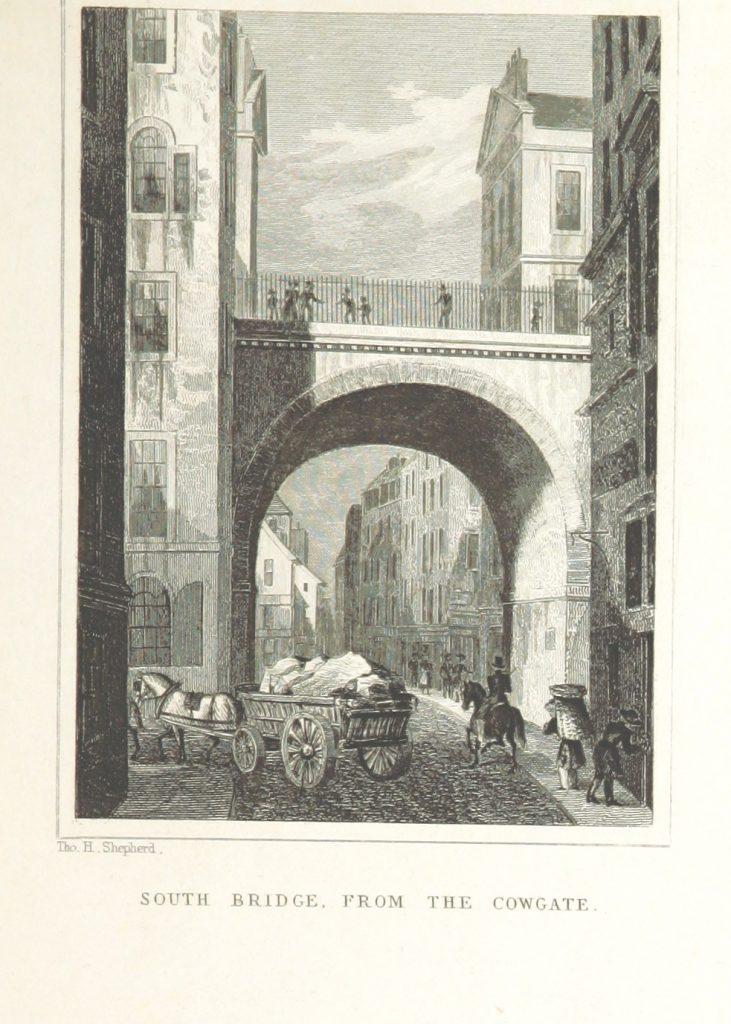 South Bridge Vaults Edinburgh