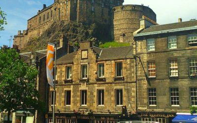 The Top Five Things to Do in Edinburgh